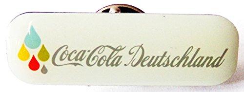 Coca-Cola - Deutschland - Pin 33 x 11 mm