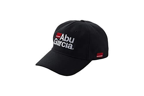 【19%OFF】アブガルシア(AbuGarcia)キャップABUドライロゴキャップブラック帽子釣り