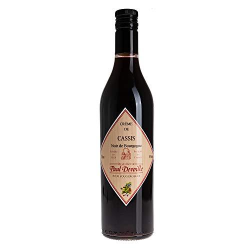 Creme de Cassis Noire de Bourgogne 0,7L - 18% Vol. Alc.