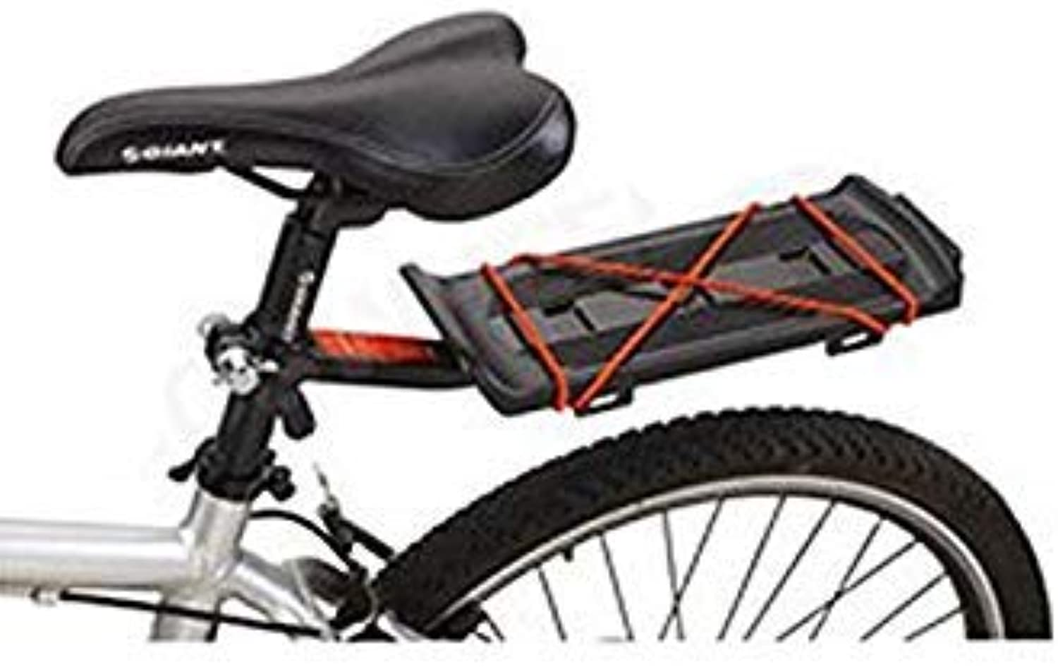 Bloomerang Bicycle Rear Rack Seat Post Cyclilng Carrier Rack Seat Post