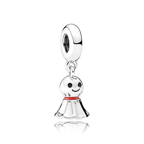 Fit Pandora Bracelet 925 Sterling Silver Charm Bead Asian Sunny Doll Women Bangle Diy Jewelry Gift