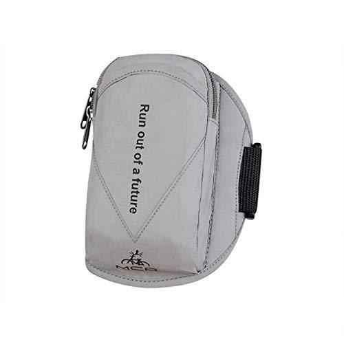 CNBPLS Reiten Im Freien Laufen Mobile Arm Tasche Weiblich Fitness Sport Arm Tasche Männlich Huawei Handgelenk Universal Arm Tasche,Schwarz,01