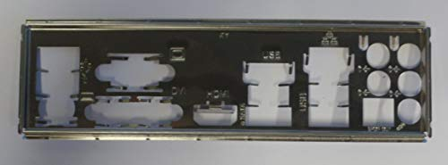 ASRock H77 Pro4-M - Blende - Slotblech - IO Shield # 300569