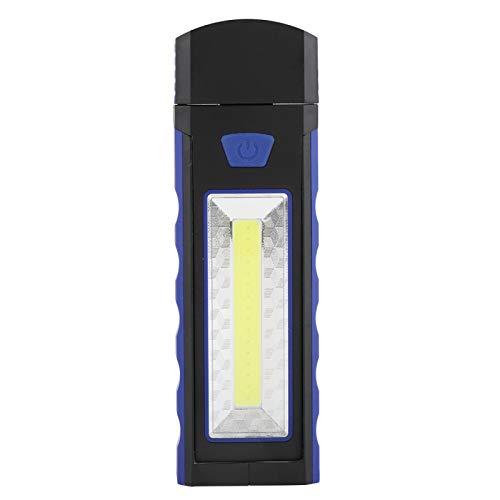Luz de campo, al aire libre portátil camping COB tienda luz plegable base magnética lámpara de trabajo