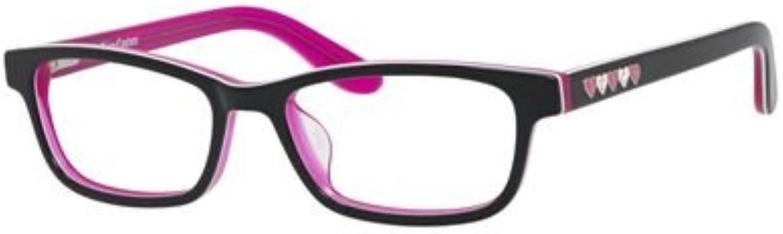 Juicy Couture Juicy 925 0BG9 Black Pink Eyeglasses