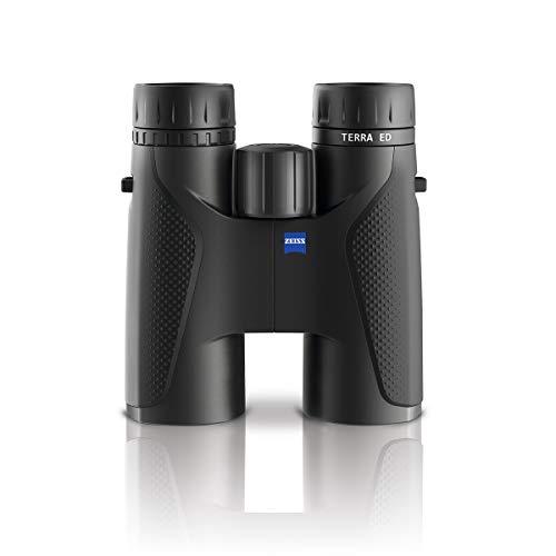 ZEISS Terra ED Compact Binoculars, 8x42, Black