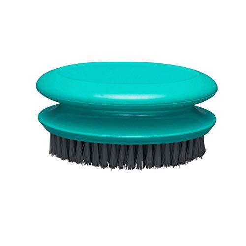 SXYB Cepillo de lavandería para Uso doméstico pequeño y Flexible, Cepillo de lavandería Fuerte de descontaminación, no Dejar Rastro, aislar Manchas sin dañar Las Manos