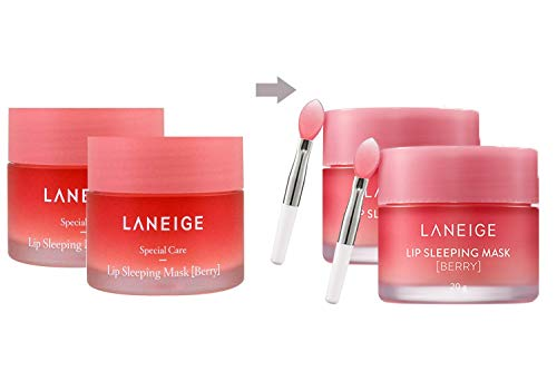 Laneige Lip Sleeping Mask 0.71oz Berry 40g (20g x...