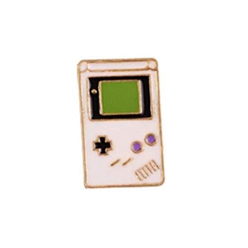 Longsheng Broschen in Taschenrechner-Form, Anstecknadel, Kleidungszubehör (mehrfarbig)