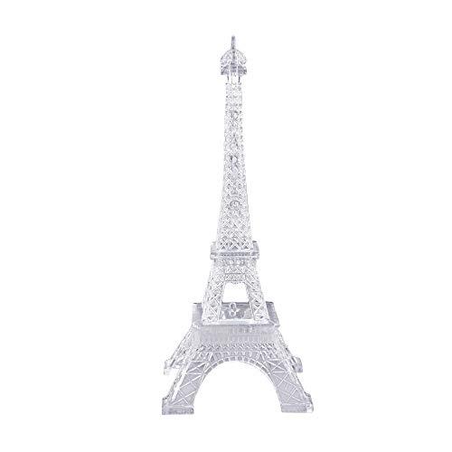 jieGorge Led Lampe RäUmungsverkauf!!!Romantischer Eiffelturm LED Nachtlicht Lampe Schreibtisch Tisch Home Schlafzimmer Dekorieren GIF