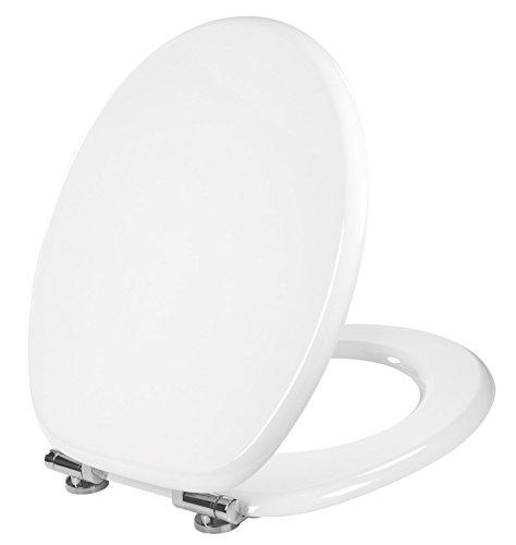 Wirquin 20719569 - Tapa para WC (cierre progresivo), color blanco