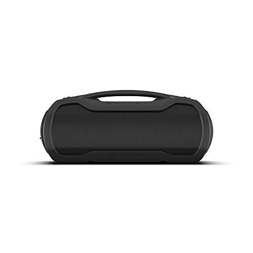 BRAVEN BRV-XXL/2 Large Portable Wireless Bluetooth Speaker [Waterproof][Outdoor] Built-in 15, 600mAh Power Bank USB Charger - Black