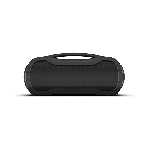 BRAVEN BRV-XXL/2 Large Portable Wireless Bluetooth Speaker [Waterproof][Outdoor] Built-in 15, 600mAh Power Bank USB Charger - Black