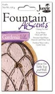 Fountain AcScents Cleaning Fizz Tabs, Gardenia Villa