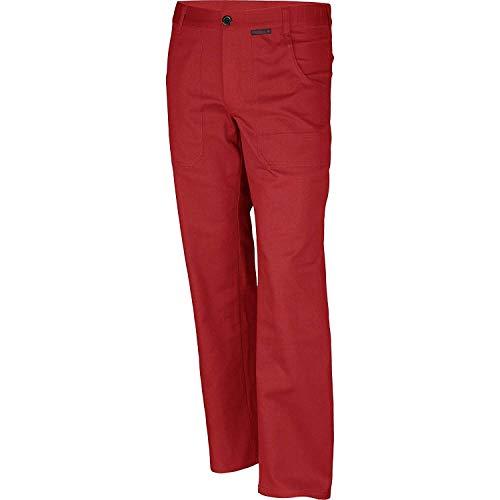 Arbeitshose QUALITEX 270, Rot, Größe 52 52,Rot