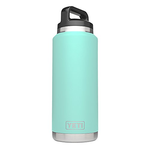 YETI Rambler 36oz Vacuum Insulated Stainless Steel Bottle with Cap (Stainless Steel) (Seafoam)