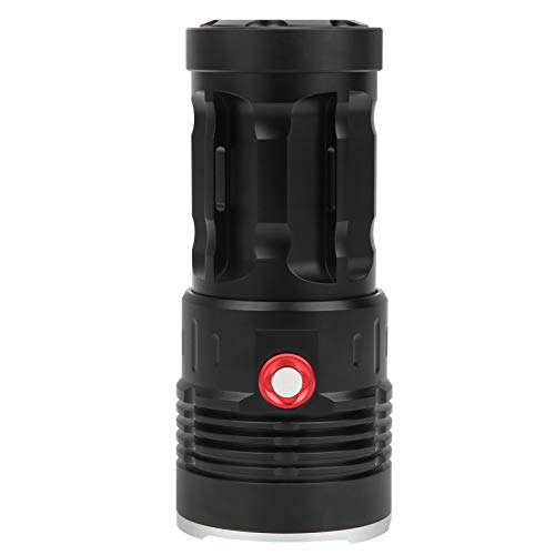 Shanbor Antorcha eléctrica IP65 Linterna LED USB Impermeable Portátil Buena transmisión de...