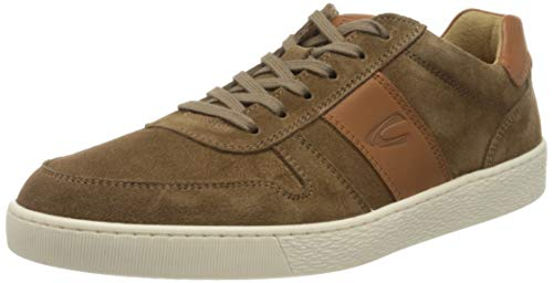 camel active Herren Tonic Sneaker, Mehrfarbig (mud/nature 04), 48 1/2 EU (13 UK)