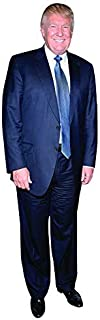 aahs!! Engraving Donald Trump Stand Up | Cardboard Cutout | 6 feet Life Size Standee Picture Poster Photo Print of President | Grining Trump 2