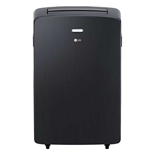 LG LP1217GSR 115V Portable Air Conditioner with Remote Control in Graphite Gray for Rooms up to 300-Sq. Ft. (Renewed)