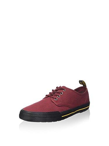 Dr. Martens Unisex-Erwachsene Pressler Sneaker, Rot (Cherry Red 600), 40 EU