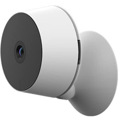 PATABIT Telecamera Wi-fi Interno Alexa 1080p | Videocamera Sorveglianza Interno Wifi Con Sim Micro Sd Fino A 128 Giga Non Inclusa | IP Camera Wifi Interno Casa Per Cani Con Audio Bidirezionale