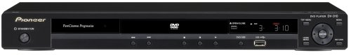 Lowest Prices! Pioneer DV-310 Slim Multi-Format DVD Player Featuring USB and DivX Playback