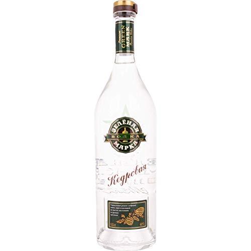 Green Mark Vodka Cedar Nut 40,00% 0,50 lt.
