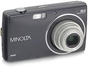 Minolta 20 Mega Pixels Digital Camera, 5X Optical Zoom & HD Video with 2.7
