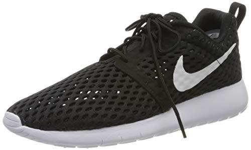 Nike Unisex-Kinder Roshe One Flight GS Sneaker, Schwarz (Black 705485-008), 40 EU