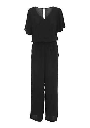 SOYACONCEPT Damen Jumpsuit schwarz S