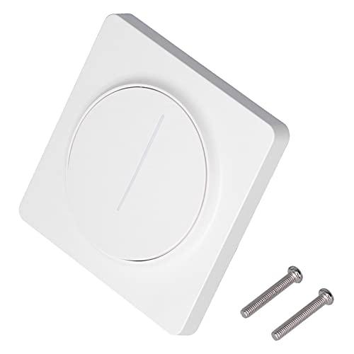 Interruptor De Atenuación, Interruptor De Atenuación Inteligente De 100-240 V Compatible con La Aplicación Interruptor De Atenuación De Luz De Control Remoto Inteligente para Uso Doméstico