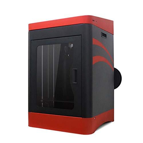 XYANZ 3,5 Pouces FDM Imprimantes 3D, avec Cloud, Wi-FI, Câble USB et Flash Drive Connectivité et métal Extrudeuse Cadre Utilisation, Fonctionne avec ABS et PLA, Taille d'impression 300 * 300 * 400mm.