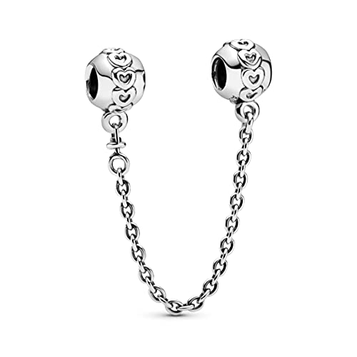Pandora 791088-05 - Cadena de plata de ley