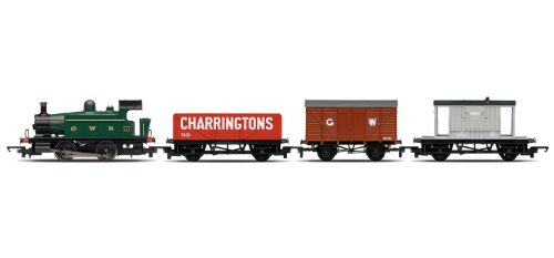 Hornby - R2670 - BR industrielle 0-4-0 Steam Freight Pack