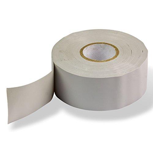 PU-R Rohrisolierung Spezial PVC Band 30mm 25m Klebeband Isolierband Rohrdämmung Rohrisolation Heizung