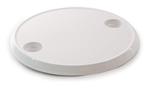 wellenshop Nuova Rade Caravantisch Bootstisch 610 mm für Monotischbeine