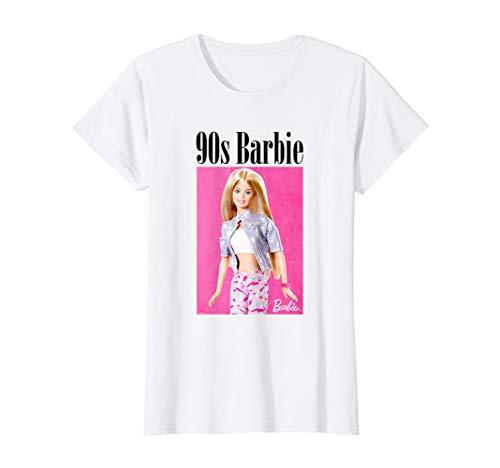 Damen Barbie T-Shirt, 90's Barbie, viele Größen+Farben