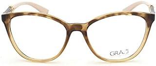 e894dee48a2db Óculos de Grau Grazi Massafera GZ3047 F703 Tartaruga Degradê Com Cristais  Da SWAROVSKI Lente Tam 52
