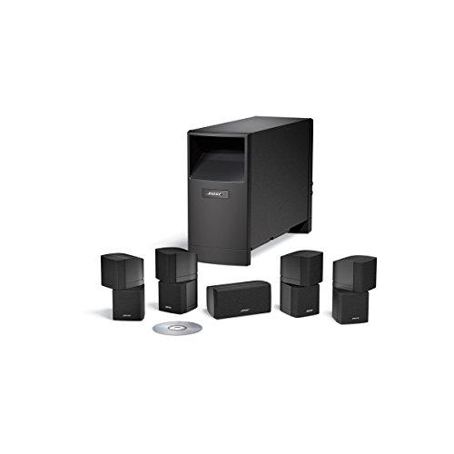 Bose Sistema di altoparlanti Home Cinema Acoustimass-bianco 10
