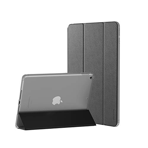 SmartDevil Funda para iPad Mini 2 3 1 con Tapa Inteligente, Ligera Delgada Funda para iPad Mini 3 2 1 con Auto Reposo/Estela y Soporte Función, 7,9' Funda para iPad Mini 1 Mini 2 Mini 3 Negro