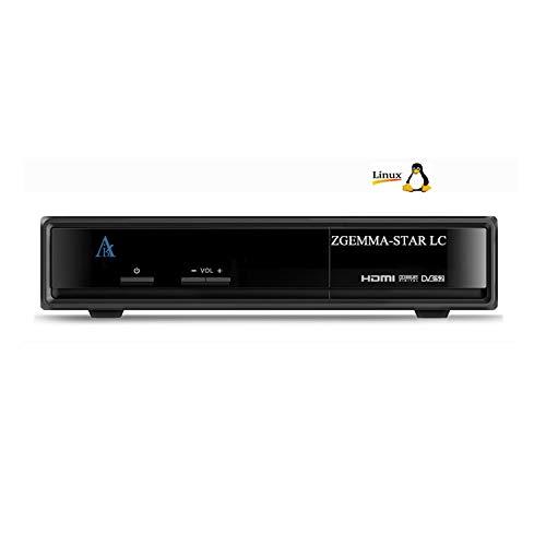 ZGEMMA-Star LC Linux HD DVB-C FTA Digitaler Kabel Receiver