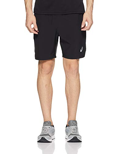 ASICS Silver 7in 2-IN-1 Sackartige Shorts - SS20 - Large