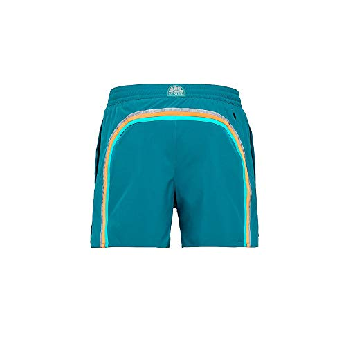Sundek Boardshort Reflective Stripes, blau, XXL