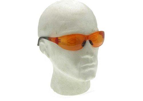 Unbekannt 0000 884 0324 Contrast Orange Schutzbrille