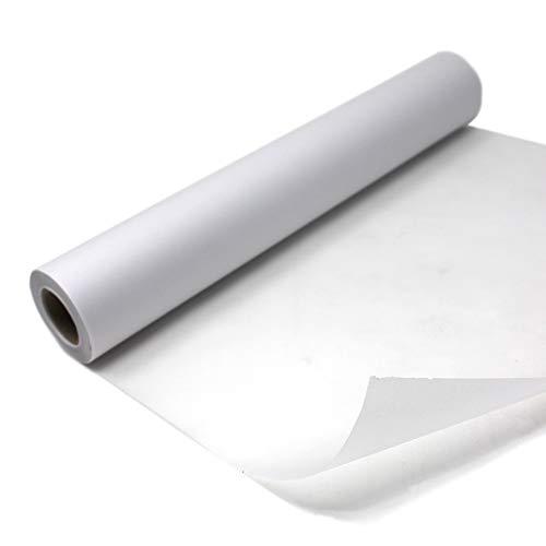 Rollo de papel Artway, color blanco, 29,7 cm x 20 m