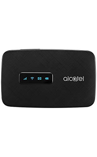 Alcatel LINKZONE   Mobile WiFi Hotspot   4G LTE Router MW41TM   Up to 150Mbps Download Speed   WiFi Connect Up to 15 Devices   Create A WLAN Anywhere   T-Mobile