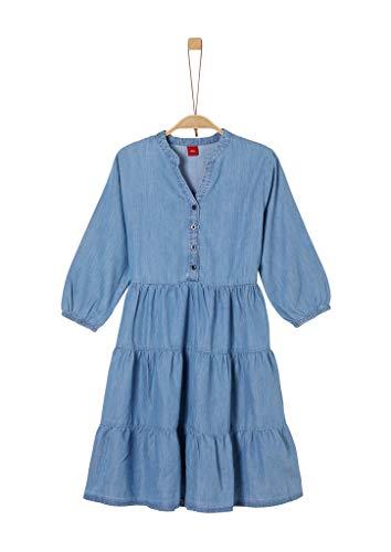 s.Oliver Mädchen Kleid aus Light Denim blue 170.REG