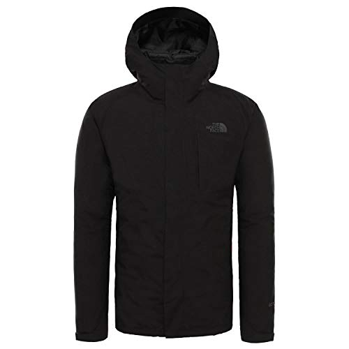 THE NORTH FACE Herren Jacke Mountain Light Zip-In Triclimate 3SS3 TNF Black XXL