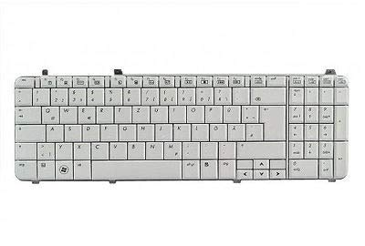 HP Keyboard ML/PT White Russ, 517864-251